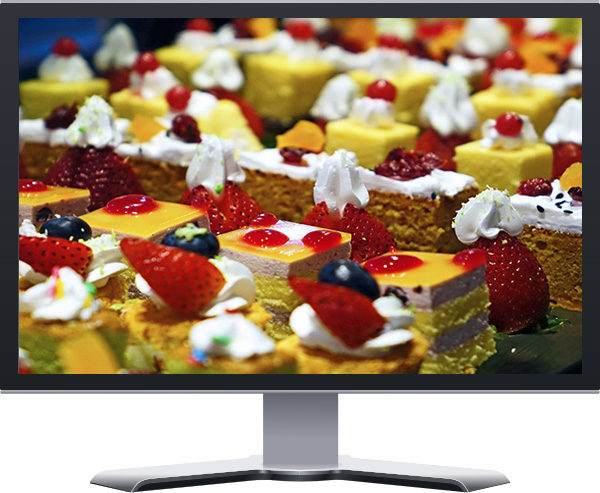 Bakery Dessert Catering Website Design