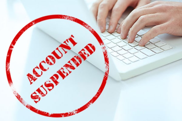 Google My Business Listing Suspended