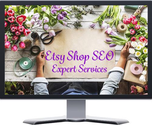 Etsy Shop Expert SEO Marketing Branding Services