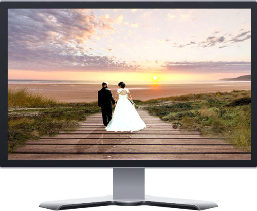 Wedding Photography Photographer Website Design